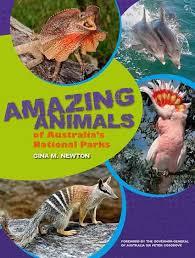 Amazing animals of Australia's national parks.