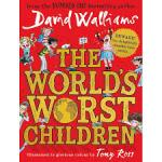 Céití recommends THE WORLD'S WORST CHILDREN by David Walliams, illustrated by Tony Ross.