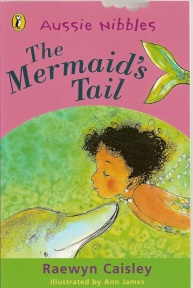 The Mermaid's Tail (book cover showing mermaid)