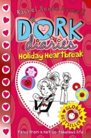 Anishka recommends DORK DIARIES HOLIDAY HEARTBREAK by Rachel Renee Russell