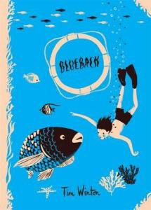 Céití recommends BLUEBACK by Tim Winton