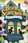 Matilda recommends BOOK SCAVENGER by Jennifer Chambliss Bertman