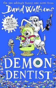 Demon Dentist by David Walliams (book cover)