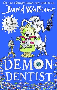 Tirion recommends DEMON DENTIST by David Walliams