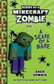 Rory recommends DIARY OF A MINECRAFT ZOMBIE BOOK 1