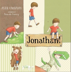Jonathan by Peter Carnavas and illustrated by Amanda Francey