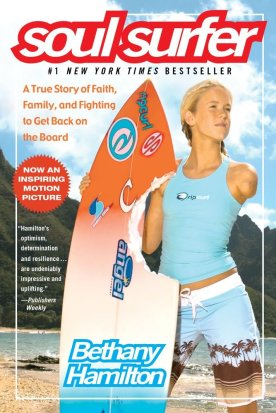 Stacey recommends SOUL SURFER by Bethany Hamilton