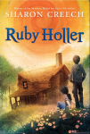 Tess recommends RUBY HOLLER by Sharon Creech