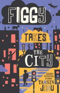 Figgy takes the city by Tamsin Janu