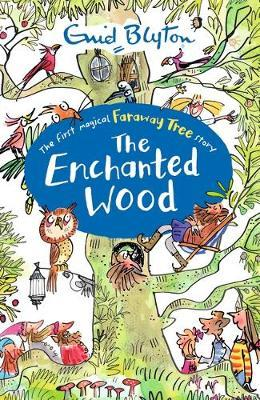 Anishka recommends THE ENCHANTED WOOD by Enid Blyton