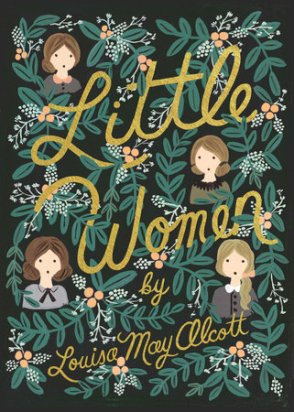 Céití recommends LITTLE WOMEN by Louisa May Alcott