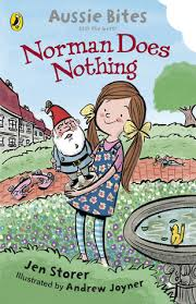 Norman does nothing by Jen Storer and Andrew Joyner