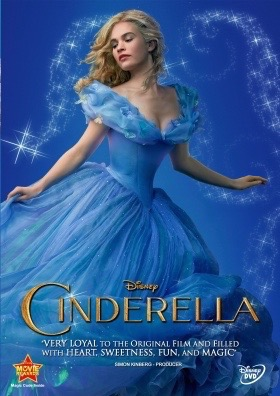 Stacey recommends CINDERELLA the movie text