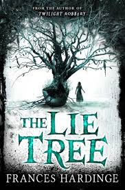 Tess recommends THE LIE TREE by Frances Hardinge