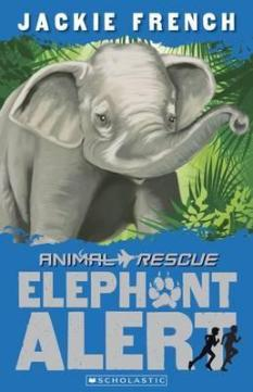 Elephant Alert by Jackie French