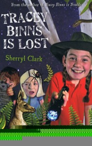 Tracey Binns is lost by Sherryl Clark