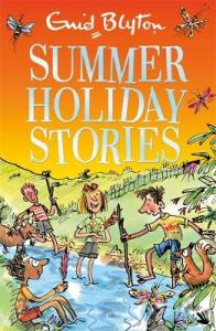 Anishka recommends Summer Holiday Stories by Enid Blyton