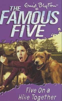 Lewis recommends Five on a Hike Together by Enid Blyton