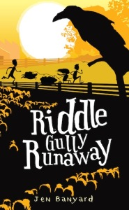 Riddle Gully Runaway by Jen Banyard (cover)