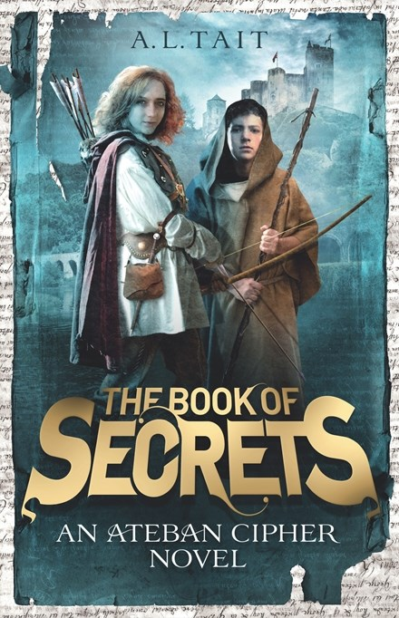 The Book of Secrets by AL Tait