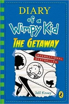 Xavier recommends Diary of a Wimpy Kid The Getaway by Jeff Kinney
