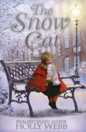 Anishka recommends THE SNOW CAT by Holly Webb