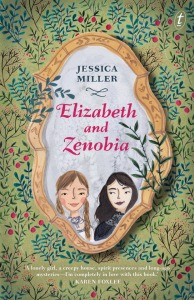 Céití recommends ELIZABETH AND ZENOBIA by Jessica Miller
