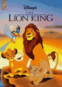 Vivaan recommends THE LION KING