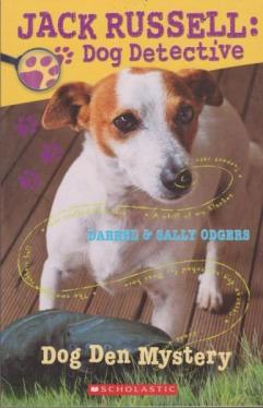 Anishka recommends DOG DEN MYSTERY by Darrel and Sally Odgers