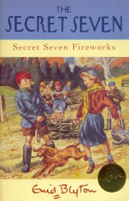 Lewis recommends SECRET SEVEN FIREWORKS by Enid Blyton
