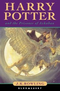 Xavier recommends HARRY POTTER AND THE PRISONER OF AZKABAN by JK Rowling