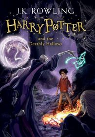 Lewis recommends HARRY POTTER AND THE DEATHLY HALLOWS by JK Rowling