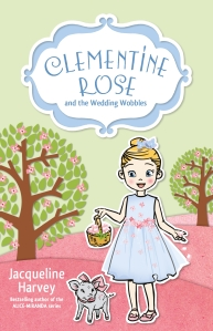 Anishka recommends CLEMENTINE ROSE AND THE WEDDING WOBBLES by Jacqueline Harvey