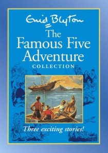 Matthew recommends THE FAMOUS FIVE ADVENTURE COLLECTION by Enid Blyton