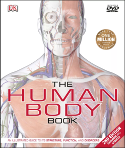 Céití recommends THE HUMAN BODY BOOK by Steve Parker