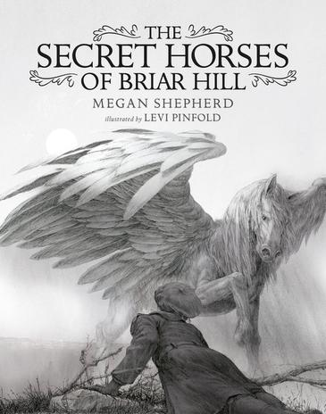 Book cover of The Secret Horses of Briar Hill