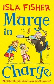 Albie May recommends MARGE IN CHARGE by Isla Fisher