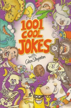 Xavier recommends 1001 COOL JOKES with Glen Singleton