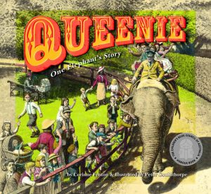 Queenie by Corinne Fenton and Peter Gouldthorpe