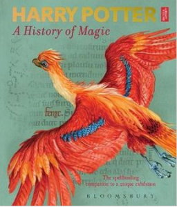 Xavier recommends HARRY POTTER A HISTORY OF MAGIC by The British Library