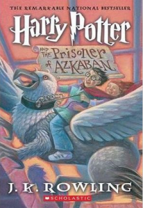 Harry Potter and the Prisoner of Azkaban by JK Rowling illustrated by Mary GrandPré