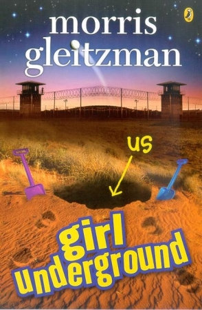 Albie May recommends Girl Underground by Morris Gleitzman