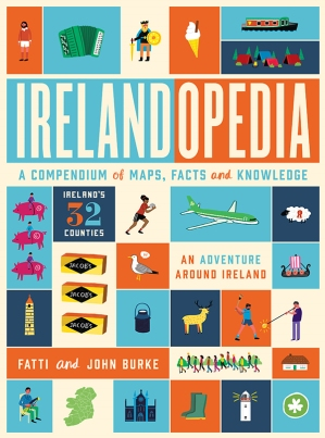 Céití recommends IRELANDOPEDIA by Fatti and John Burke