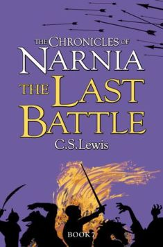 Fergus recommends THE LAST BATTLE by CS Lewis