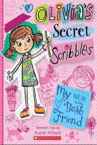 My New Best Friend by Meredith Costain, illustrated by Danielle McDonald (book cover)
