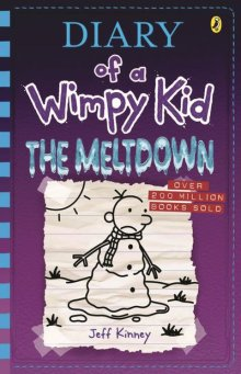 Anna recommends THE MELTDOWN by Jeff Kinney