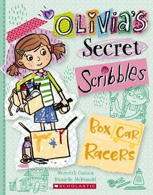 Box Car Racers by Meredith Costain and illustrated by Danielle McDonald