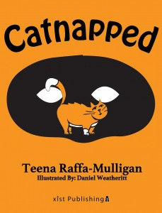 Catnapped by Teena Raffa-Mulligan and Daniel Weatheritt