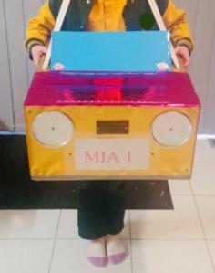 The box car