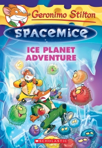 Anishka recommends ICE PLANET ADVENTURE by Geronimo Stilton
